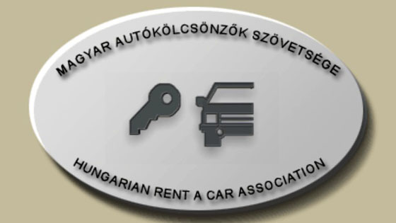 We have become a member of the Hungarian Rent a Car Association